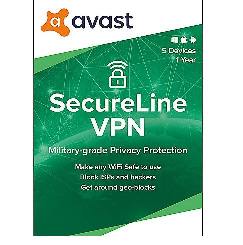 Avast SecureLine VPN 5.6.4982 Crack +License Key [2021]