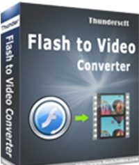 ThunderSoft Flash to Video Converter  4.1.0 Crack [2021]