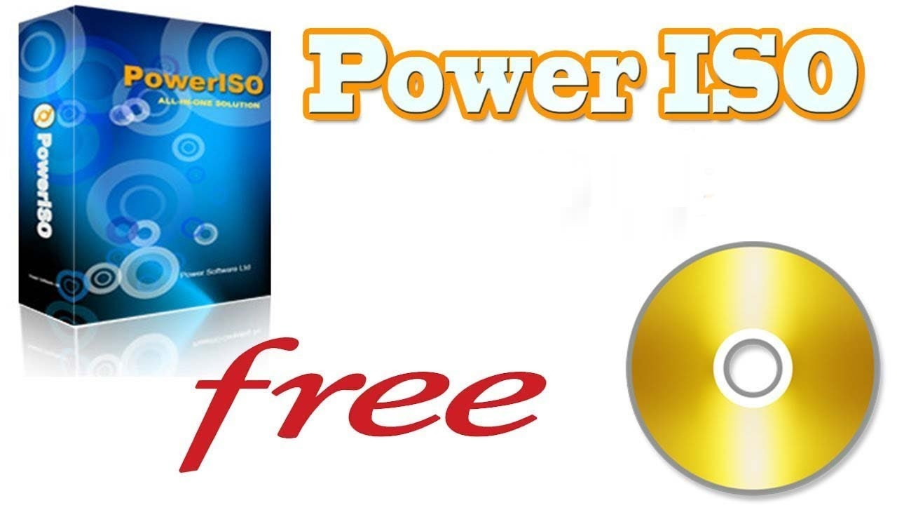 PowerISO 7.8 Crack With Serial Key [2021]