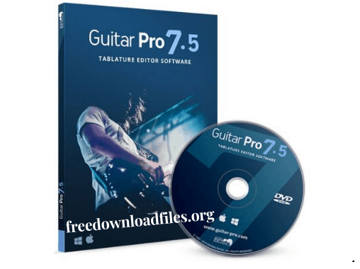 Guitar Pro 7.5.5 Crack With Keygen Full Version